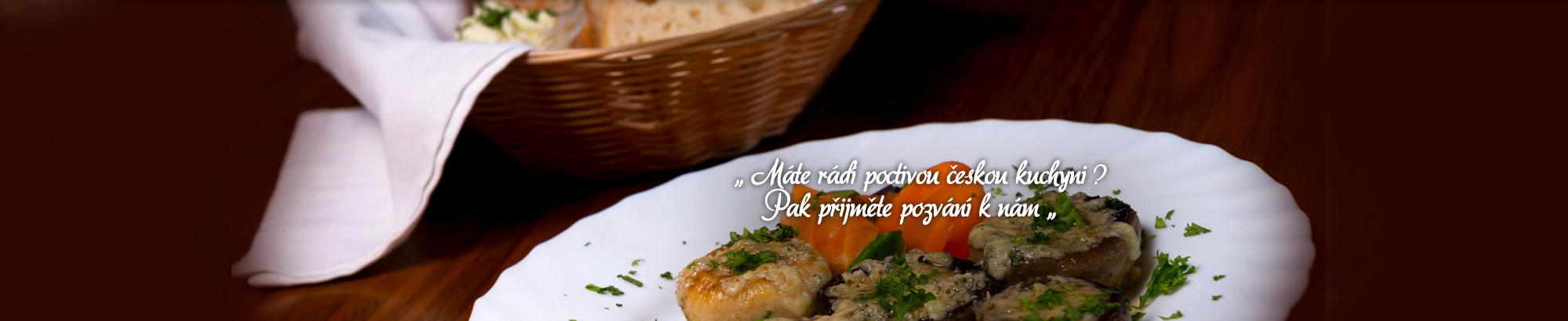 Poctivá česká kuchyně